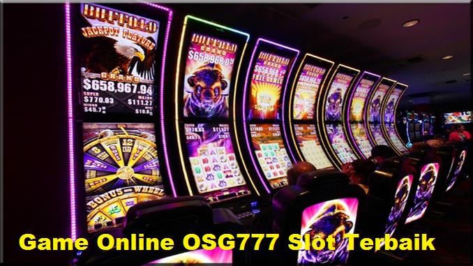 Game Online OSG777 Slot Terbaik