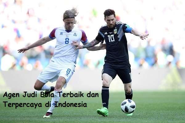 Agen Judi Bola Terbaik dan Terpercaya di Indonesia